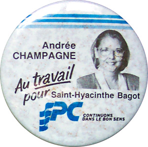 Andrée Champagne