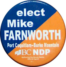 Mike Farnworth