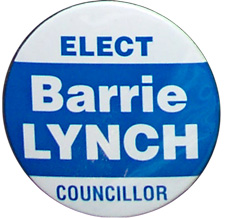 Barrie Lynch