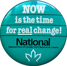 National Party of Canada - 1993